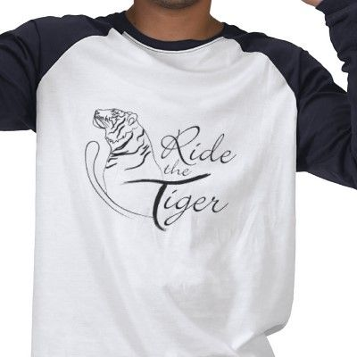 Ride the Tiger Shirt