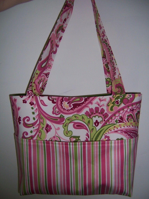 Pocket tote bag pdf sewing pattern 4 sizes to make customize pocket tote bag pdf sewing pattern 4 sizes to make customize your pockets jeuxipadfo Choice Image