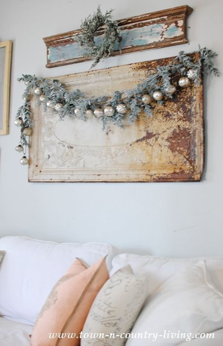 salvaged vintage architectural pieces for wall decor | Decorating ...