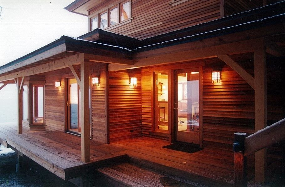 Image result for alaskan yellow cedar decking   Cedar ...