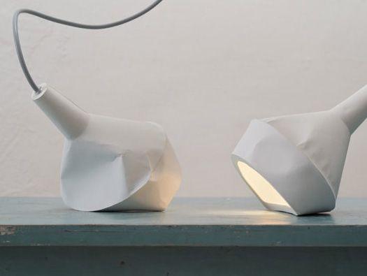 Like Paper Pendant Lamp by Miriam Aust & Sebastian Amelung