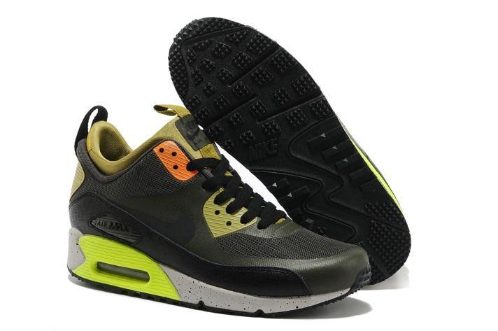 Nike Air Max 90 Mid NO SEW Sneakerboots Ns Herren Schuhe