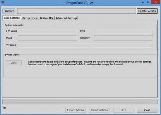 Download DragonFace latest version v.2.1.2r1 ~ China Gadgets Reviews
