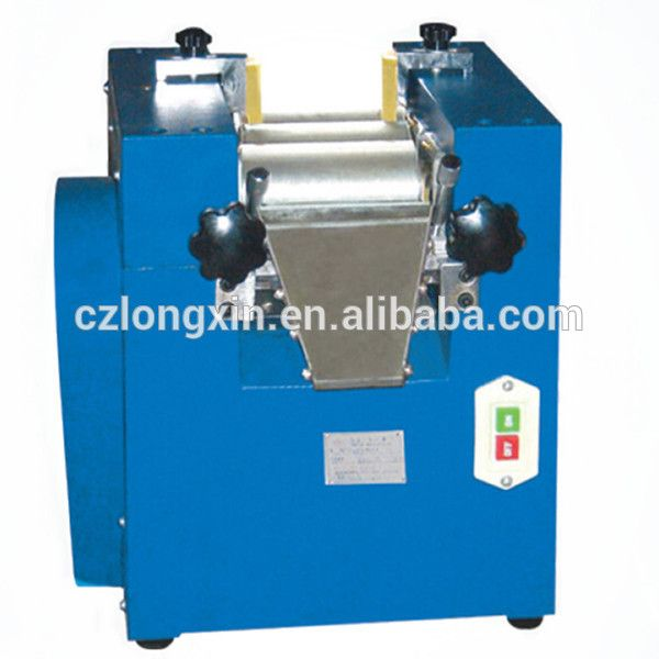 Longxin S series laboratory three roller mill on hot sale