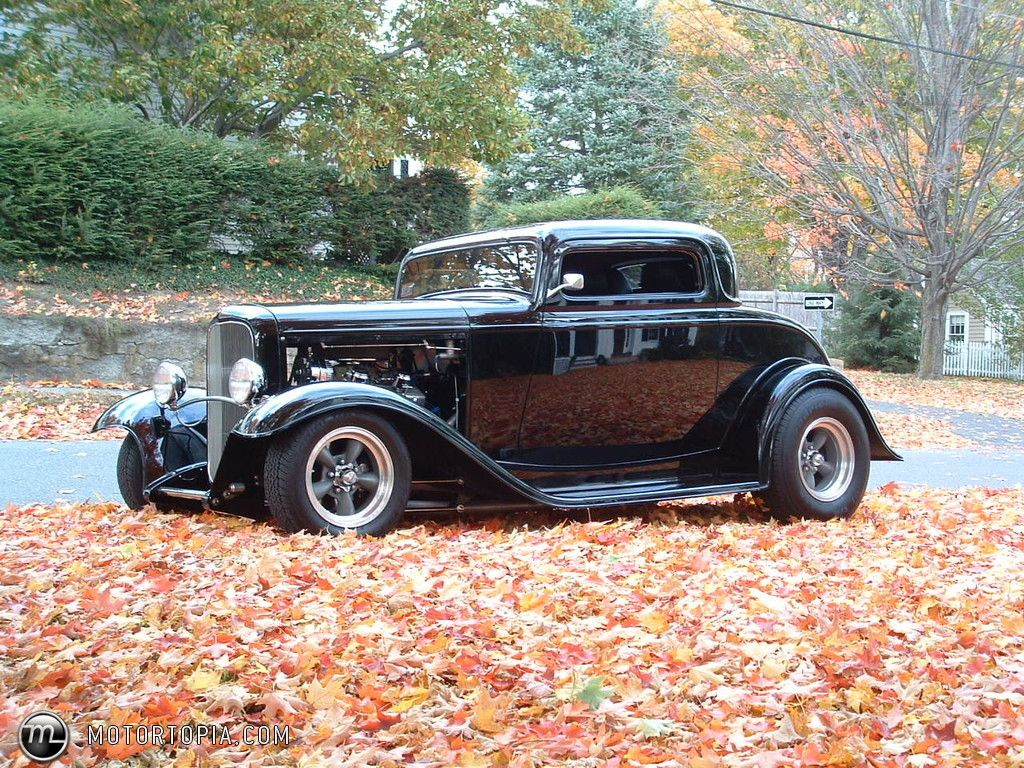 Photo of a 1932 Ford 3 Window Coupe (Darth)..Re-pin Brought to you ...
