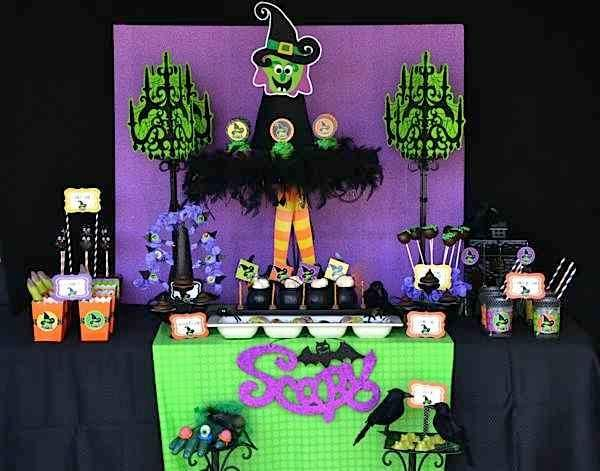 IDEAS  INSPIRATIONS Witch Witches Childrens Kids Fun Halloween - fun halloween decorating ideas