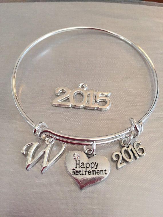 Hy Retirement Bangle Bracelet Alex Ani Inspired By Sugarmeuptwo