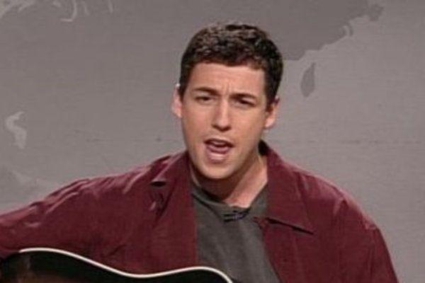 saturday night live adam sandlers hanukkah song - Saturday Night Live Christmas Song