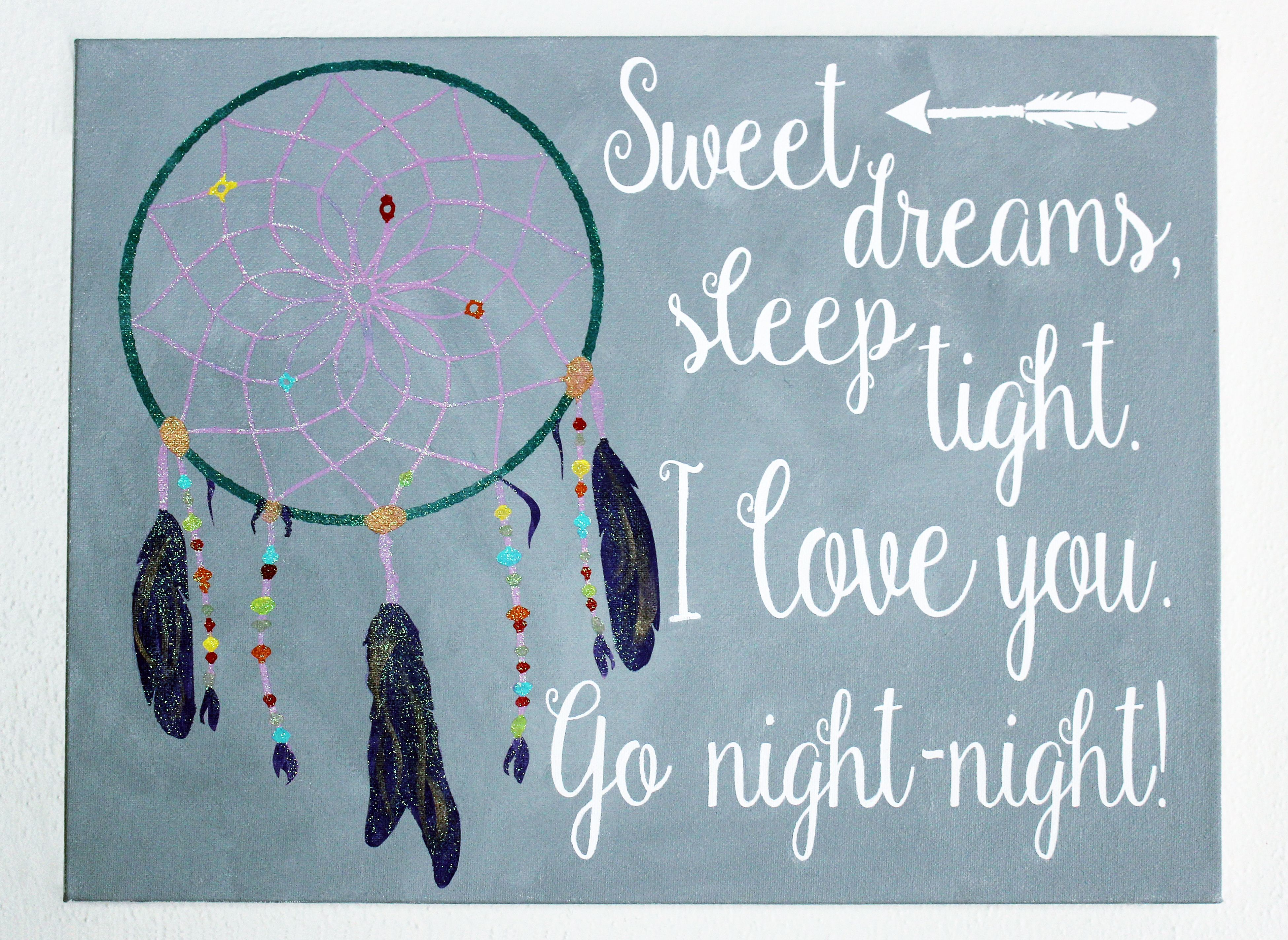 Dream catchers help assure sweet dreams and are popular as