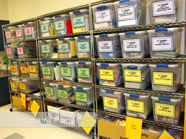 AMAZING school resource room! | Classroom Ideas! | Pinterest ...