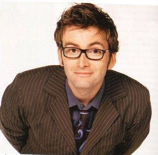 david tennant has never looked good until now feeding my
