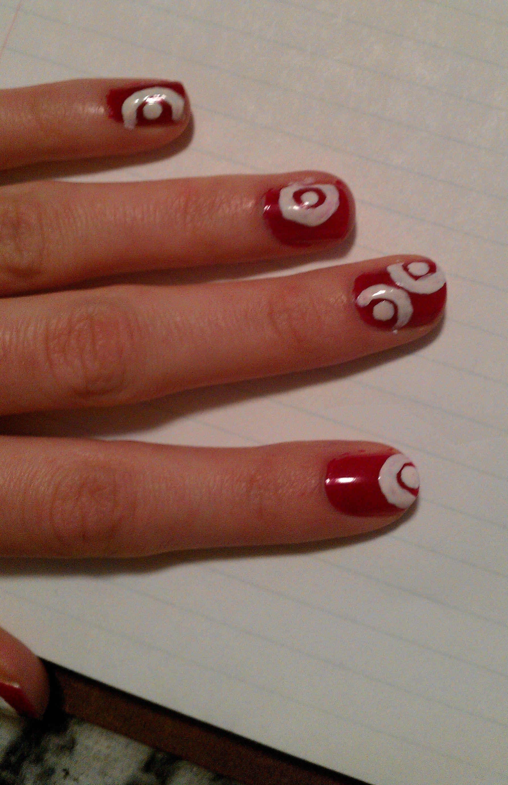 Target Nails Nails Nail Art My Style