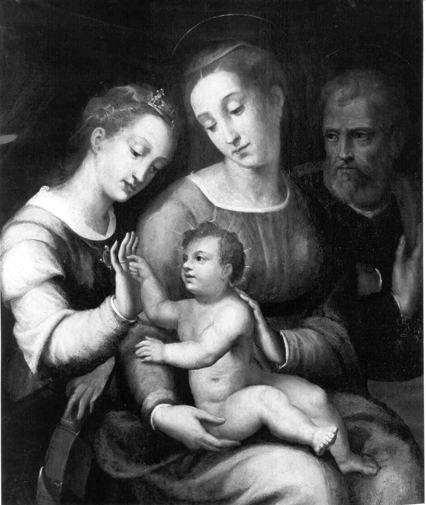 Innocenzo Francucci, Sposalizio. #pittura #collezioneBPM