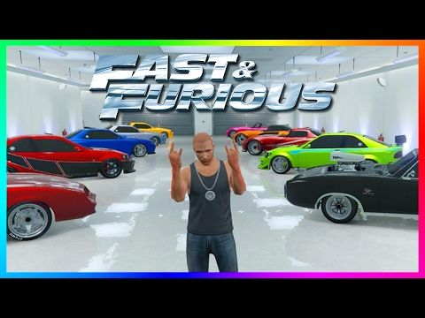 Cool TOP FAST FURIOUS CARS TO OWN IN GTA ONLINE BEST GTA - Cool cars gta online