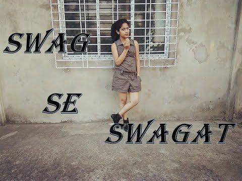 Here's Dance cover on SWAG SE SWAGAT from the movie