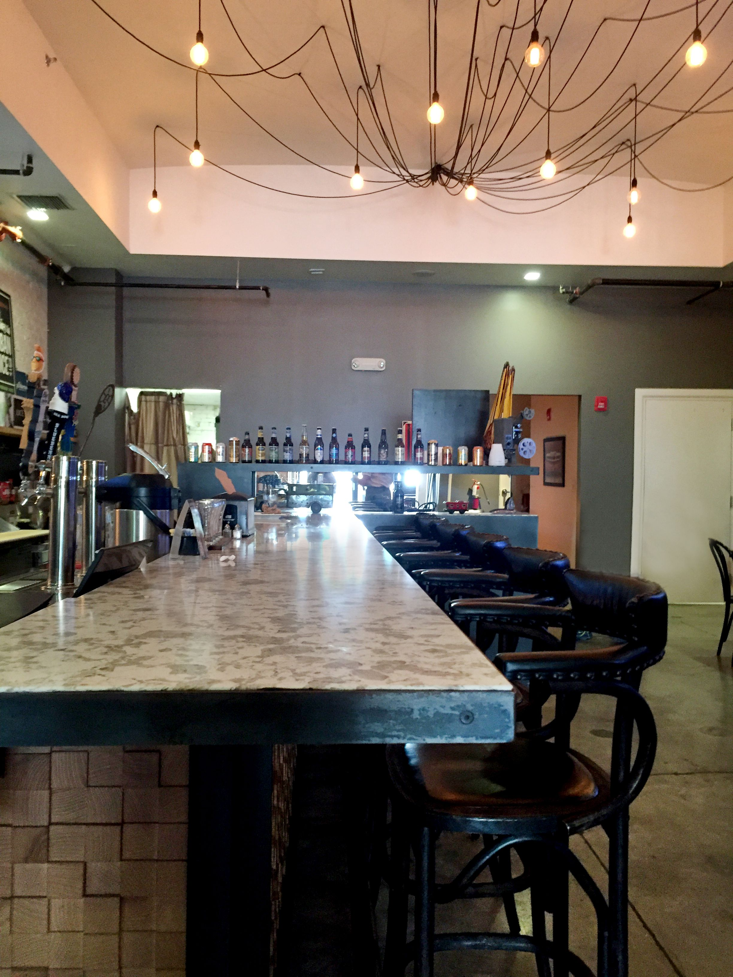 A New Tampa Juice Company With Old School Flare   Interior Design Blog |  Juice, Man Caves And Interiors