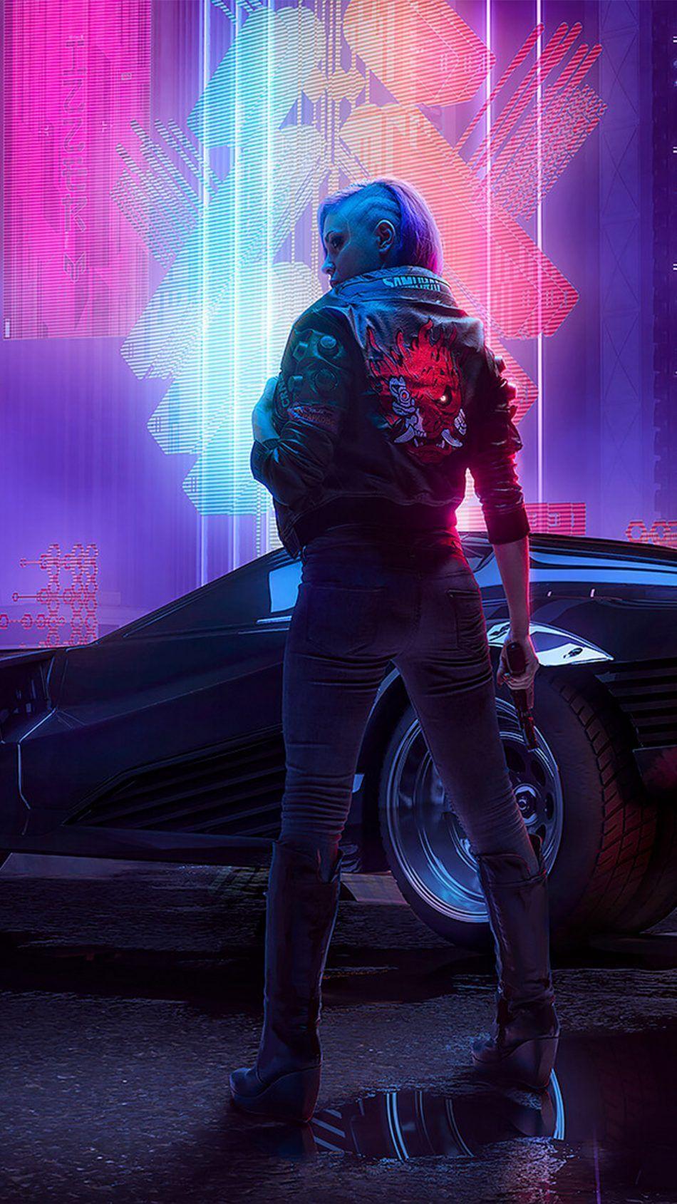 Futurista Cyberpunk 2077 4k Ultra Hd Fondos Movil In 2020 Cyberpunk 2077 Cyberpunk Aesthetic Cyberpunk