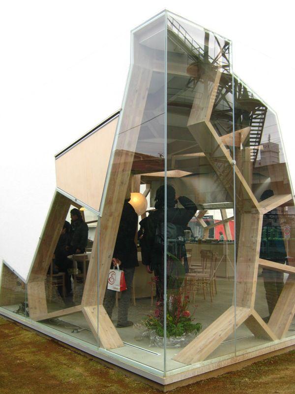 Sumika Pavilion Toyo Ito Projeto arquitetura