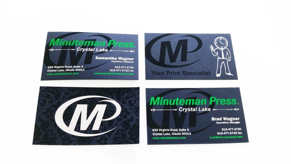 Minutemanpress Cl On Twitter Suede Business Cards Business Cards Cards