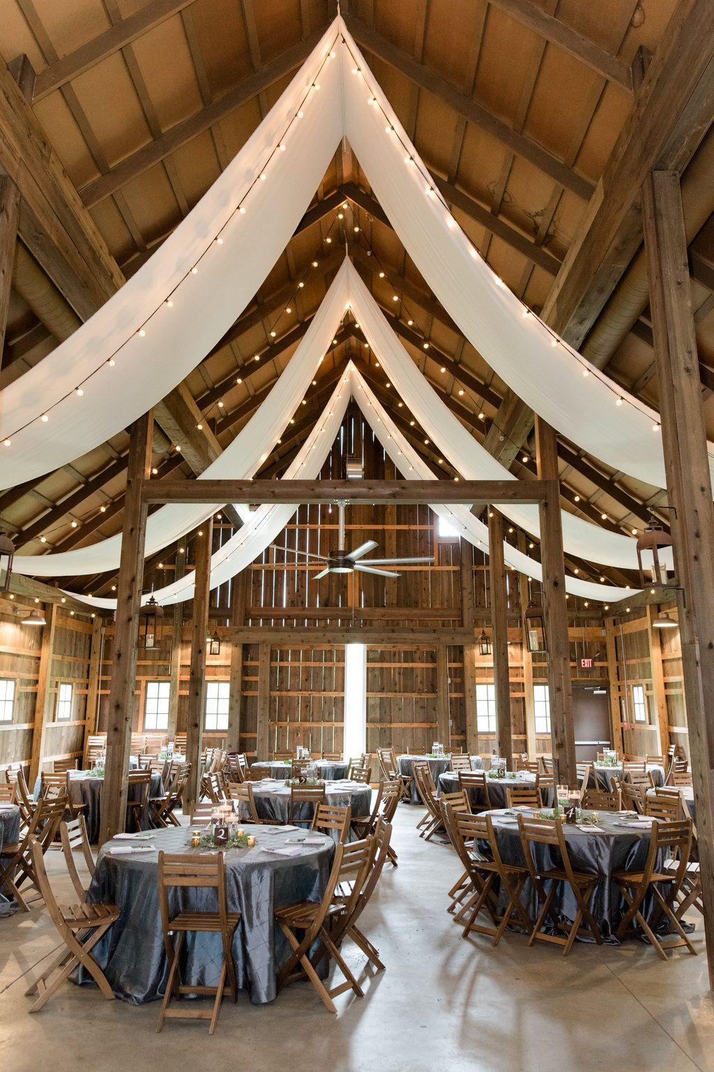 A barn at kennedy farm wedding wedding venues indiana