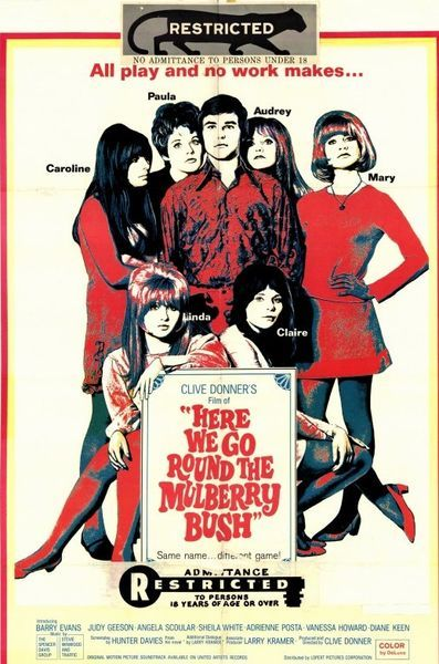 Here We Go Round the Mulberry Bush (1968) Dvdrip [720mb] - Free