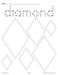 Resultado de imagen para square tracing worksheet | =) Caminito de ...