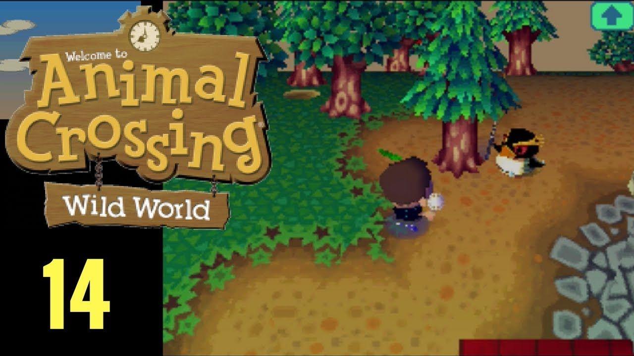 Animal Crossing Wild World Ep. 14 Animal crossing