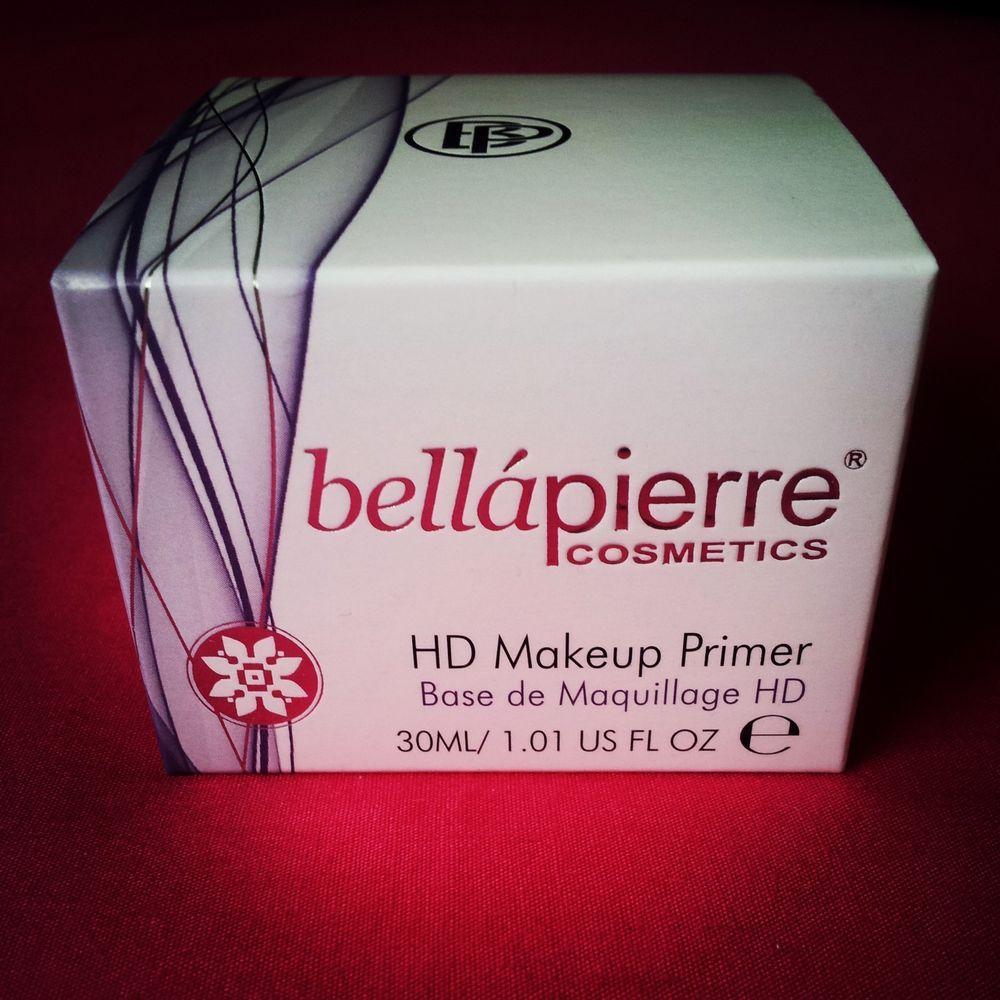 Bellapierre Paraben Free HD Makeup Primer R.R.P £45.00