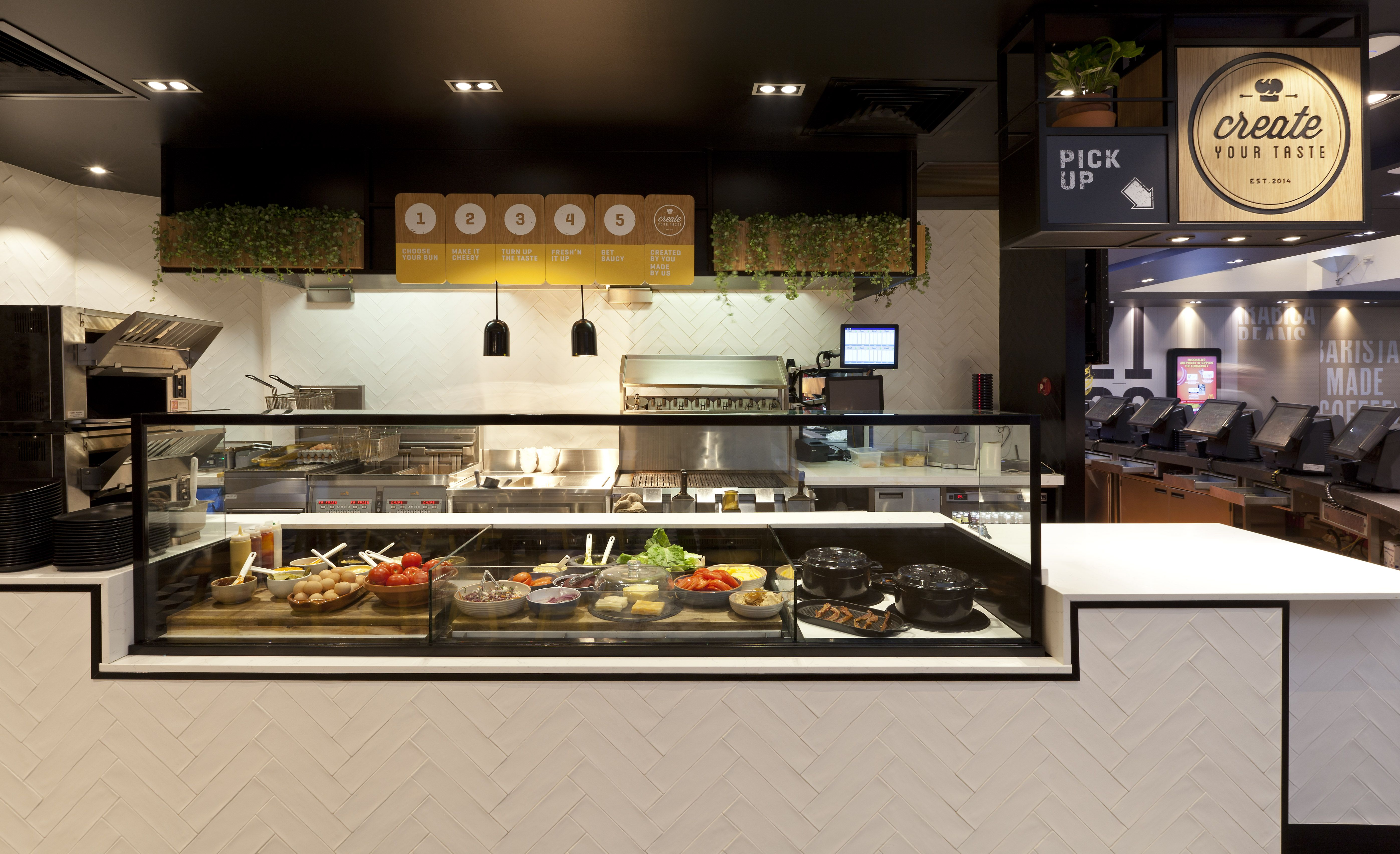 Mcdonalds thornleigh by juicy design hotels and