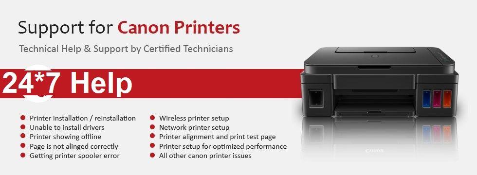 How To Fix Canon Printer Offline Windows 10 1 888 413 1214