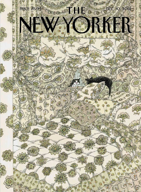 The New Yorker, December 10, 2018 in 2020 The new yorker