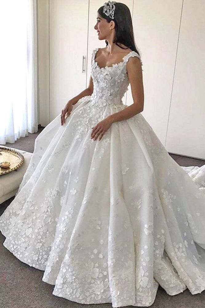 18 Of Our Favorite Steven Khalil Wedding Dresses | Say yes to the ...
