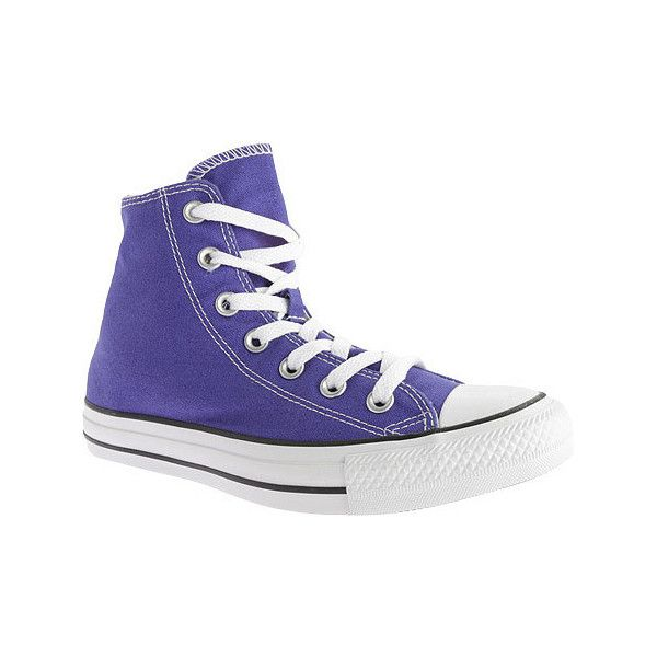 Converse Chuck Taylor All Star High Top Sneaker - Periwinkle Casual... ($55