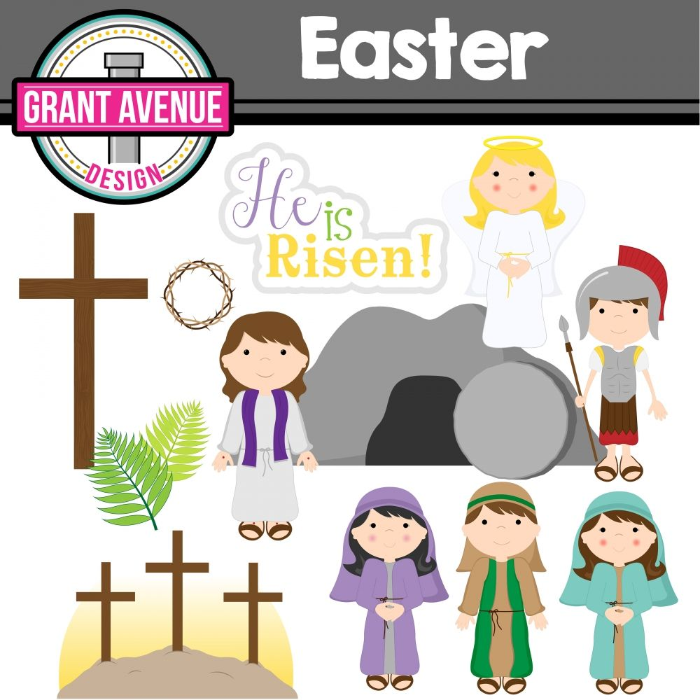 Easter story clipart easter images easter clipart