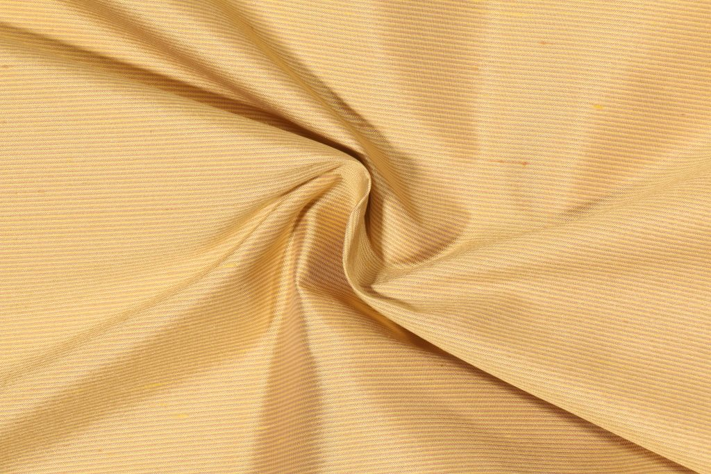 2 3 Yards Scalamandre Candy Stripe 99501 010 Silk Drapery Fabric In Gold This Decorator Is Perfect For Window Treatments Decorative Pillows