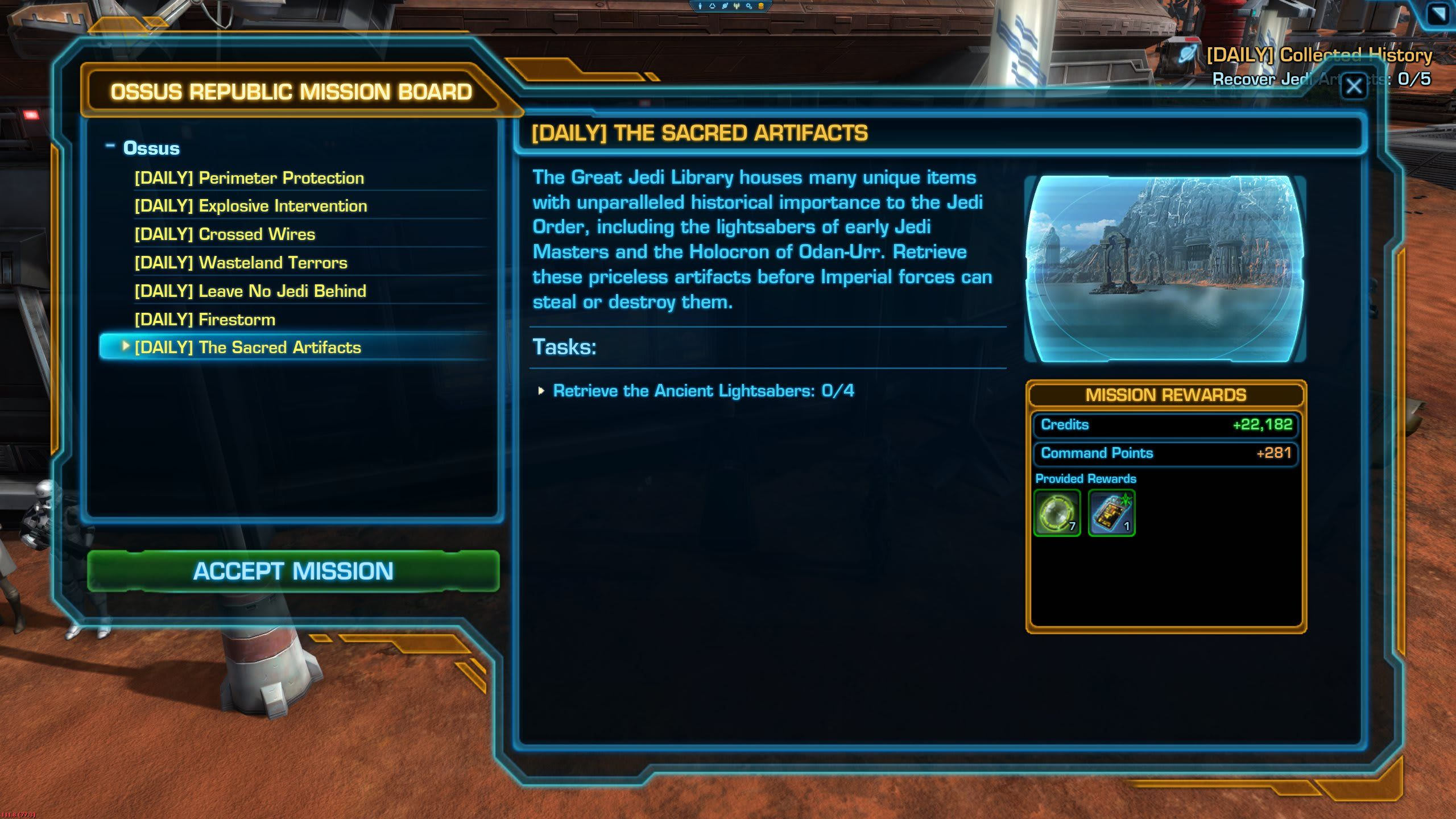 Swtor Ossus Daily Missions And World Bosses Guide Missions The Old Republic Guide