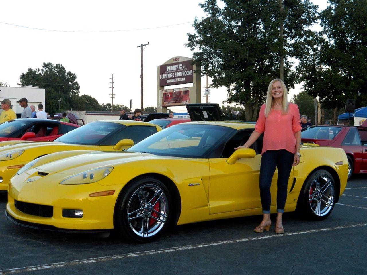 Untitled Corvette, Car, Bmw