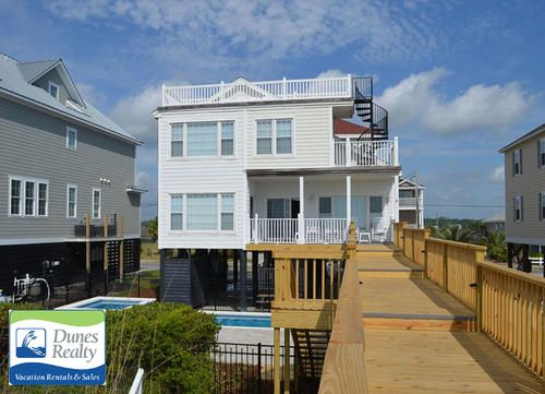 Garden City Beach Rental Beach Home: Unplugged | Myrtle Beach Vacation  Rentals By Dunes Realty