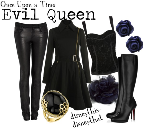 disneythat once upon a time evil queen