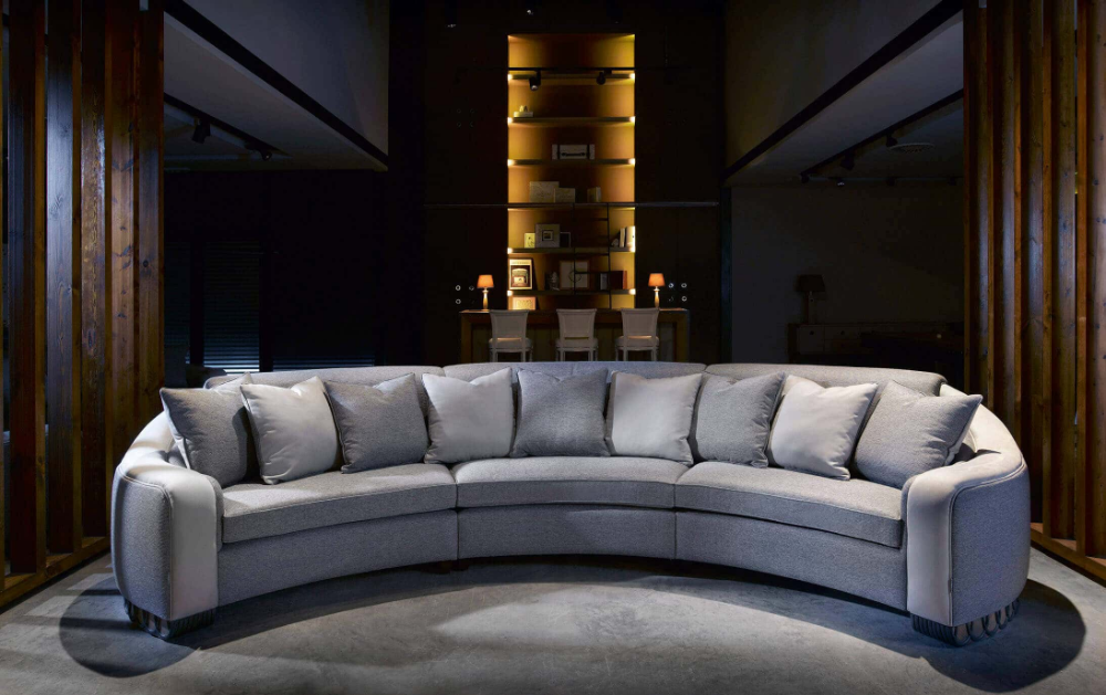 Most Beautiful Contemporary Curved Sofa Design Ideas With Images