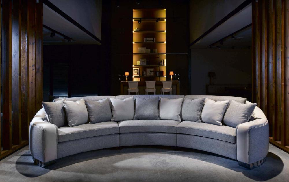 Most Beautiful Contemporary Curved Sofa Design Ideas Curved Sofa Sofa Design Living Room Without Sofa