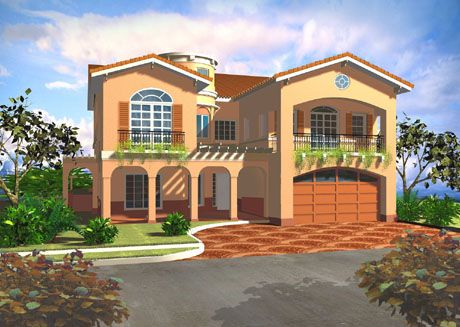 Potential House Plans Mediterranean House Plans Modern House Exterior Mediterranean Homes