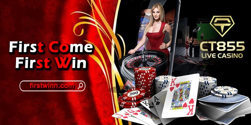 The Casino Is Here Ct855 Claim Starter Pack With Firstwinn Com Enjoy More Great Promotion We Offer First C Casino Online Casino Live Casino