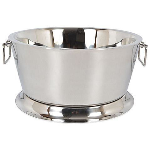 Double Walled Stainless Steel 17 Inch Beverage Tub 2019