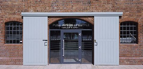 Pure Aveda Salon Swansea