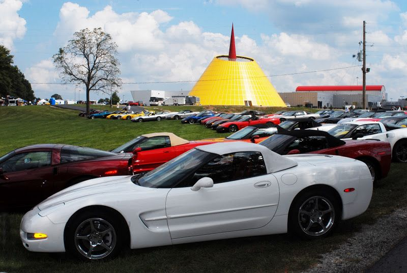 National Corvette Museum >> Corvette S 60th Anniversary June 27 28 2013 At The
