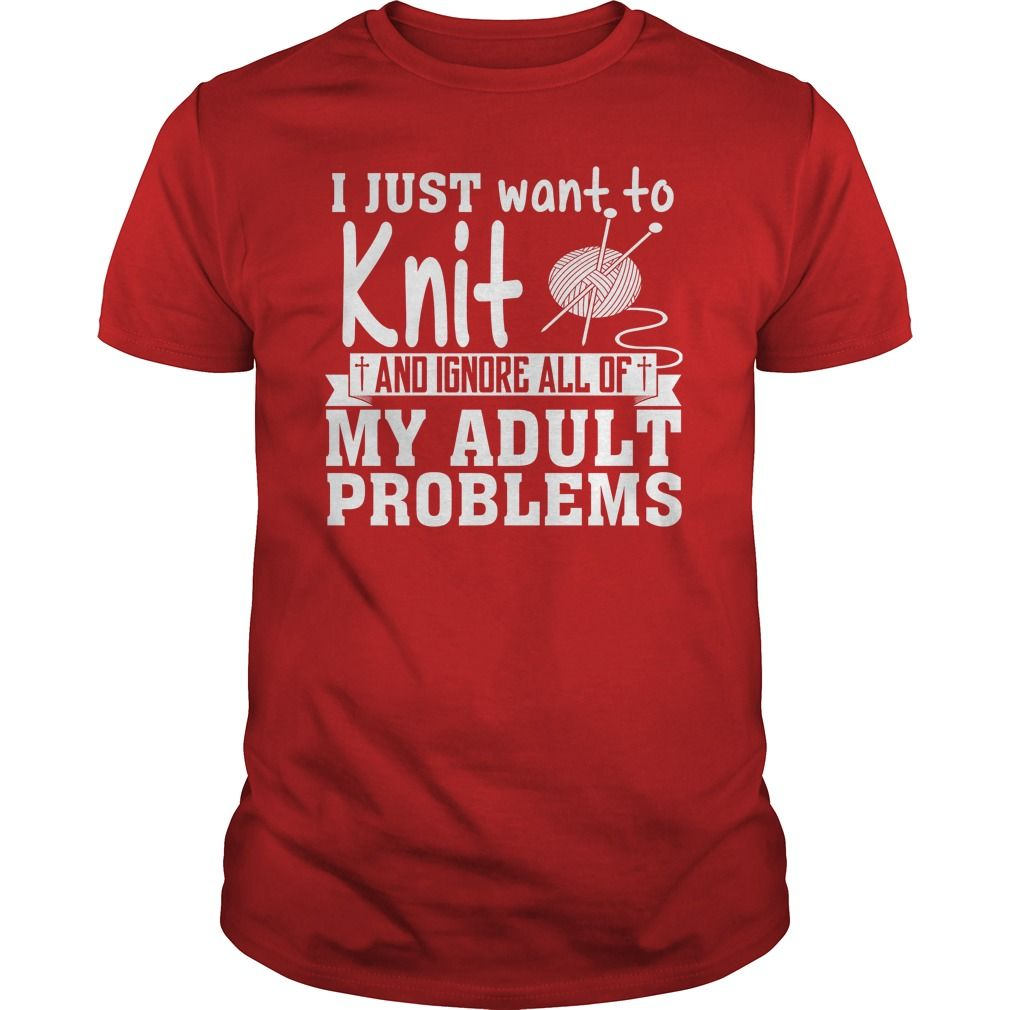 I Just Want To Knit