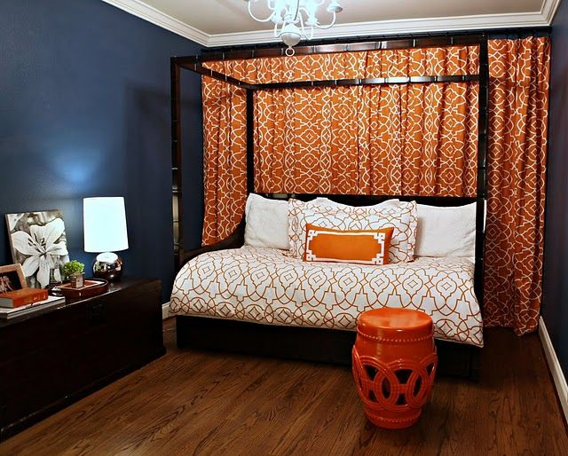 this bedding and curtains are from WALMART! | Dream houses/rooms ...