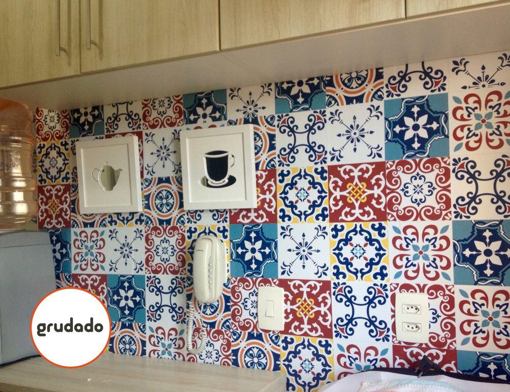 Artesãos Significado ~ Campinha Adesivo de azulejo, Grudado e Azulejos