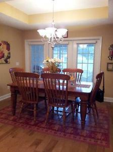 Gorgeous Bob Timberlake Farmhouse Collection Dining Table And Chairs